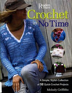 Crochet Books: Crochet in No Time