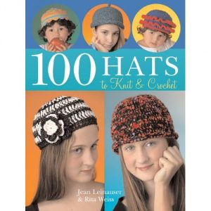 51F3TJXF91L. SS500  300x300 Crochet Book: 100 Hats to Knit and Crochet