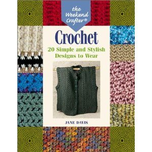 51W4951WSAL. SL500 AA300  Crochet Books: Crochet 20 Simple & Stylish Designs to Wear