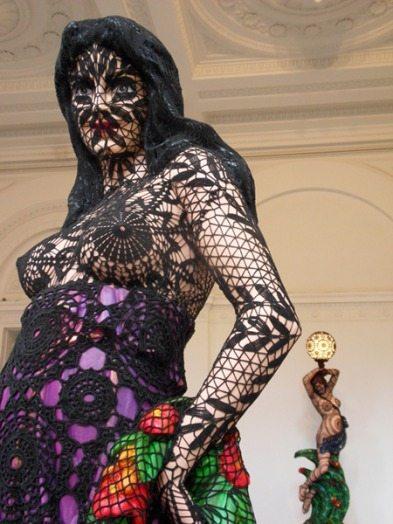 5780173 Amazing Crochet Artist: Joana Vasconcelos