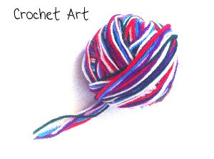 crochet art About
