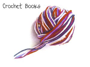 crochet books About