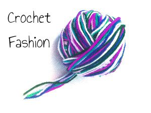 crochet fashion About