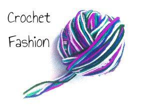 moda de crochê