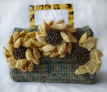 crochet purse pattern Crochet on Etsy: Dog Sweater and other crochet pet patterns