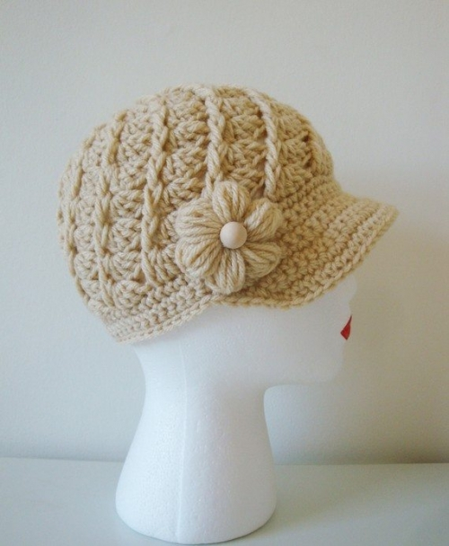 il 570xN.207353921 500x608 Crochet on Etsy: Crochet Hat Pattern