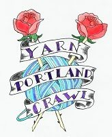 Color Yarn Crawl Logo22 Mark Your Calendars for the Portland Yarn Crawl
