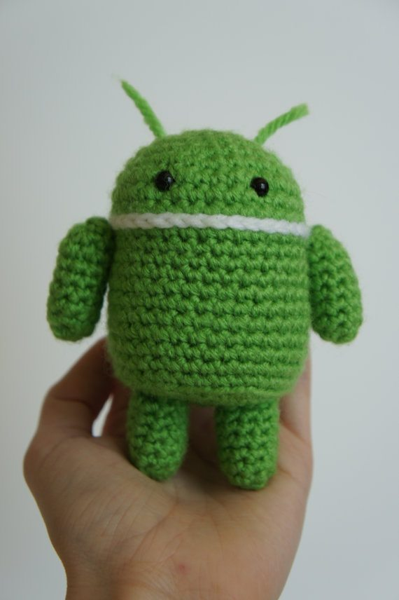 crochet android patterns