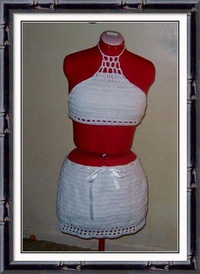 il 570xN.149884904 Crochet on Etsy: Halter and Mini