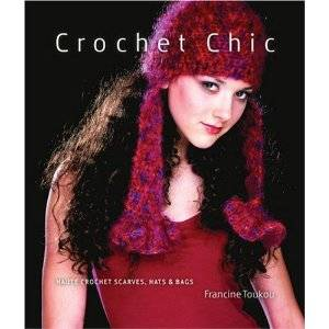 crochet chic book 25 Crochet Books for Information and Inspiration