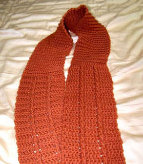 crochet scarf 25 Different Ideas for Crocheting a Scarf