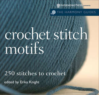 crochet stitch motifs 25 Crochet Books for Information and Inspiration