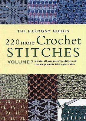 harmony crochet stitch guide 25 Crochet Books for Information and Inspiration