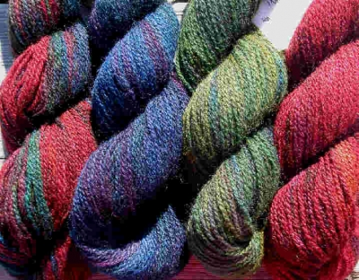 qiviut yarn 400x312 Inspiration: 25 Different Yarns to Buy and Try