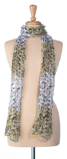 tunisian crochet scarf 25 Different Ideas for Crocheting a Scarf