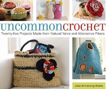 uncommon crochet 25 Crochet Books for Information and Inspiration