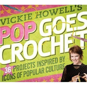 vickie howell crochet book 25 Crochet Books for Information and Inspiration