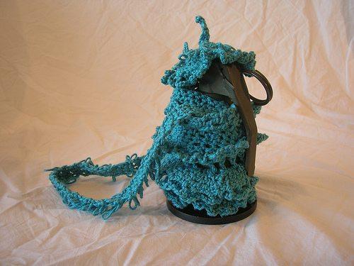 205398038 eda4392936 Grenade Cozies from Crochet Artist Barbara Koenen