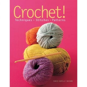 51MeItP3WTL. SS500  300x300 Crochet! Book Review and Giveaway