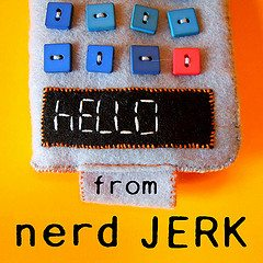 5724766032 fdf9c47413 m nerd JERK, Maker Faire and a Crochet Discount Code!