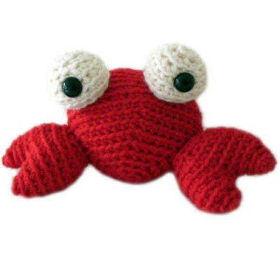 crochet crab 400x400 25 Crochet Techniques to Learn