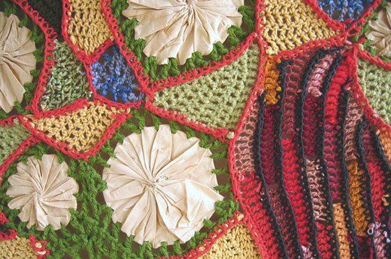 emily barletta crochet art Freeform Crochet Artist Emily Barletta