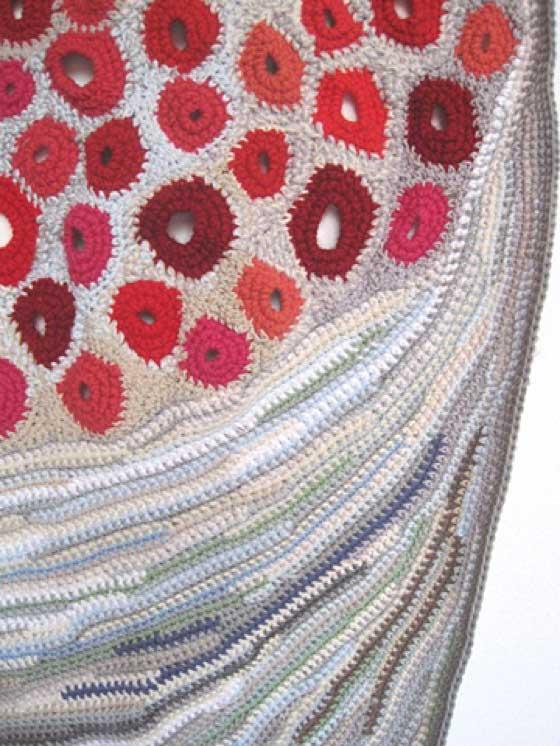 emily barletta crochet Freeform Crochet Artist Emily Barletta