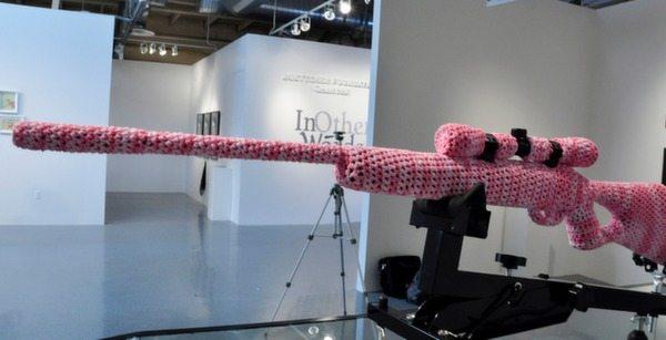 monte smith crochet art