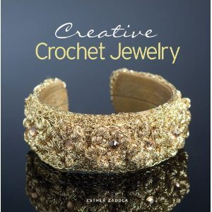 51qboof6ITL. SL500 AA300  Crochet Book Review: Creative Crochet Jewelry (+ Giveaway!)