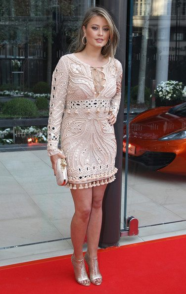 Holly Valance1 More Celebrities Spotted in Crochet