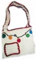 christmas bag crochet 25 Patterns I Want to Crochet for Blog a Long (Crochet Bag Patterns)
