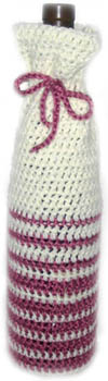 crochet wine cozy 25 Patterns I Want to Crochet for Blog a Long (Crochet Bag Patterns)