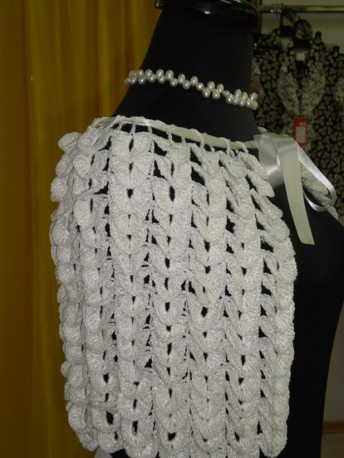 il 570xN.251846045 500x666 Crochet on Etsy: Bridal Shrug