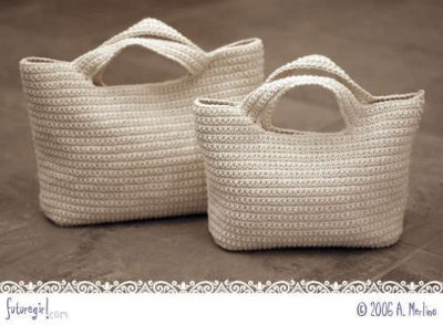 starling crochet bag 400x294 25 Patterns I Want to Crochet for Blog a Long (Crochet Bag Patterns)