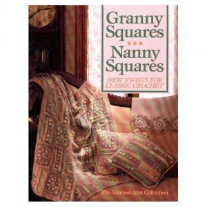 51GPZGTM3AL. SS500  300x300 Crochet Book Review: Granny Squares Nanny Squares
