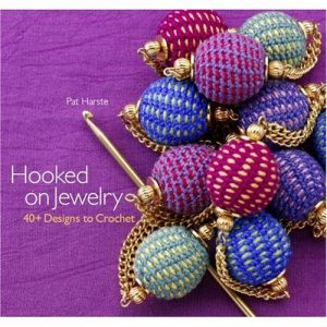 61EaL5qRy+L. SS500  300x300 Crochet Book Review: Hooked On Jewelry