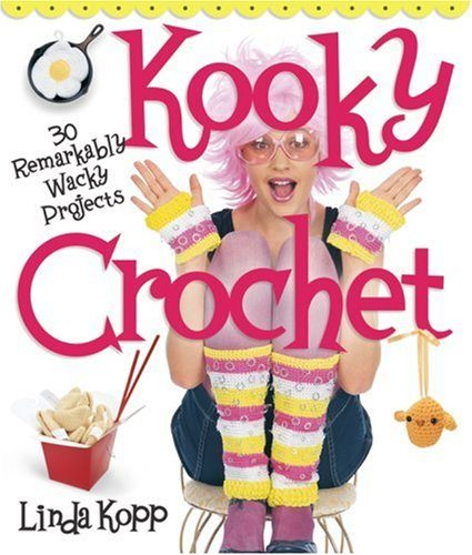 913388 1 Crochet Book Review: Kooky Crochet