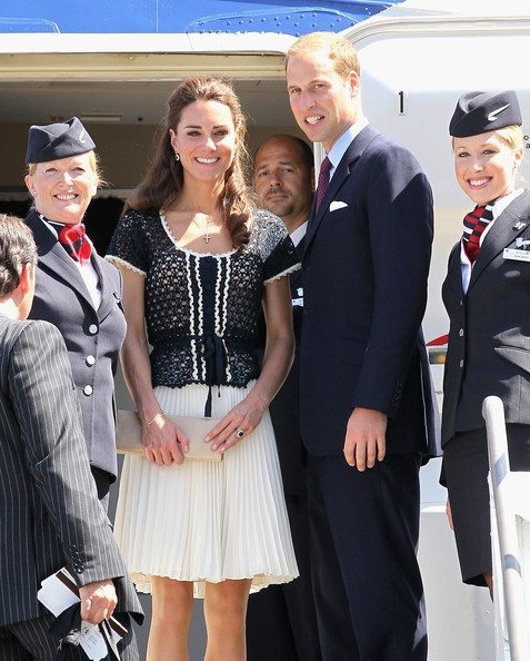 Kate+Middleton+Clothes+DhVIGFuC0T9l Kate Middleton Spotted in Lovely Crochet