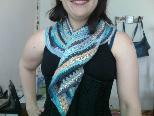 Photo on 2011 06 20 at 16.20 2 500x375 My Crochet: Convertible Capelet
