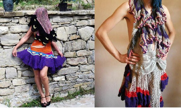 aldo3 Wild Crochet Artist Aldo Lanzini