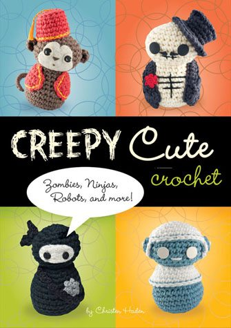 creepy cute crochet Crochet Book Review: Creepy Cute Crochet