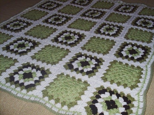 Crochet Granny Squares, Free Crochet Granny Squares, How to Make a