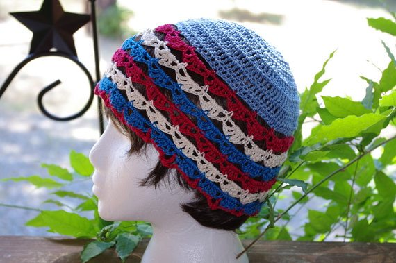 Crochet Cap by