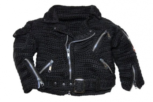 il 570xN.254425077 500x335 Crochet on Etsy: Babys Motorcycle Jacket