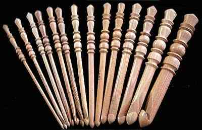 wooden crochet hooks 25 Crochet Hooks I Want to Try