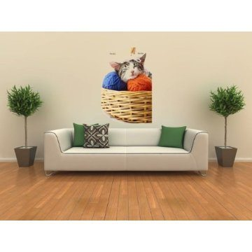 41zcb5tqrnL. SS360  Yarn Loving Wall Decals to Spruce Up Your Work Space