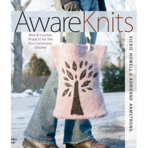 5160RYbPfML. SS500  300x300 Crochet Books: AwareKnits