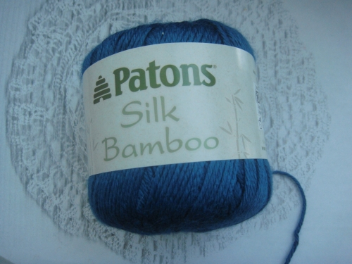 DSC03414 500x375 Yarn Review: Patons Silk Bamboo