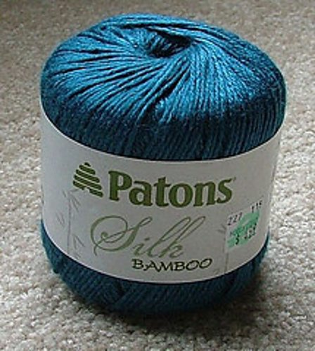 patons bamboo silk medium Then And Now: A Look Back at Last Year in Crochet (8/12 8/25)