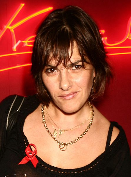 445px Tracey Emin 1 cropped Crochet in the Art of Tracey Emin